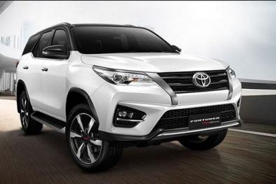 Triệu hồi 721 chiếc Toyota Innova và Fortuner lắp ráp tại Việt Nam