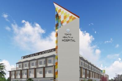 Bệnh viện Đại học Y khoa Tokyo chính thức khởi công tại Khu đô thị Ecopark
