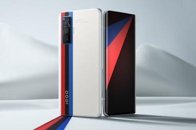 Vivo ra mắt iQOO 5 series, trang bị chip Snapdragon 865 chất lượng cao