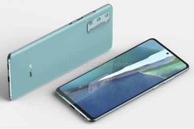 Samsung ra mắt Galaxy S20 Fan Edition 5G, chip tiêu chuẩn