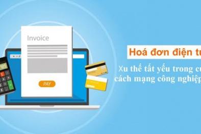 Hà Nội: Hơn 120.000 doanh nghiệp đã đăng ký áp dụng hóa đơn điện tử