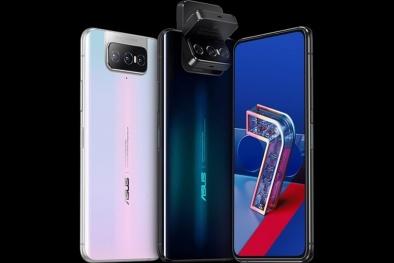 Asus ra mắt Zenfone 7 và 7 Pro: Thiết kế ấn tượng, trạng bị chíp chất lượng cao