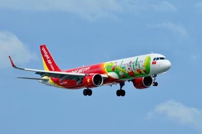 Trải nghiệm hạng vé SkyBoss nâng cấp và Deluxe mới trên chuyến bay thương mại quốc tế của Vietjet
