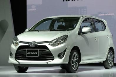 Giá xe Toyota tháng 10/2020: Mẫu xe giá rẻ nhất 352 triệu đồng lại được giảm thêm 15 triệu