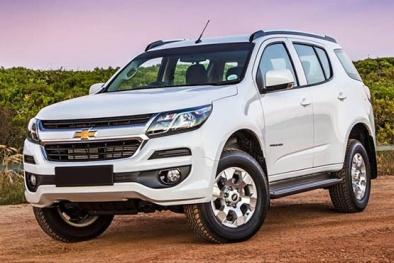 Chevrolet giảm giá 'sập sàn' cho các mẫu xe tại thị trường Việt Nam