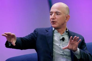 Amazon trở thành 'gã khổng lồ' như ngày nay nhờ một việc làm đơn giản của Jeff Bezos