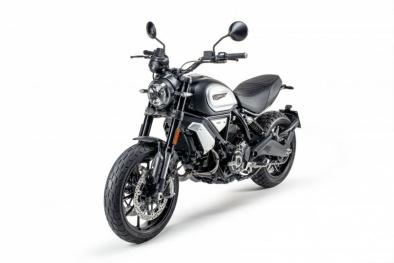 'Soi' Ducati Scrambler 1100 Dark Pro 2020: Thiết kế tối giản, hệ vận hành mạnh mẽ