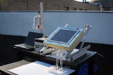 Chế tạo thành công thiết bị đặc biệt biến không khí thành nước uống