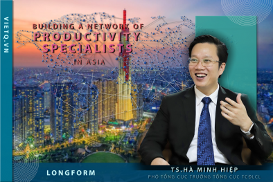 eMagazine: Building a network of productivity specialists in Asia