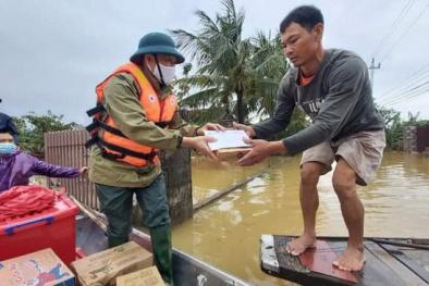 Đề xuất cấp bổ sung 6.500 tấn gạo cho 4 tỉnh miền Trung