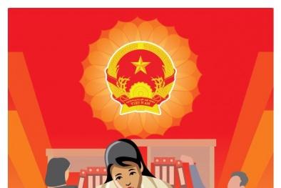 Ngày Pháp luật Việt Nam: Tôn vinh Hiến pháp, pháp luật