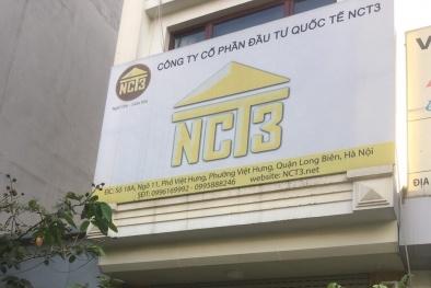 Sản phẩm sữa NCT3 chỉ là thực phẩm bổ sung dinh dưỡng nhưng quảng cáo là sữa y tế?