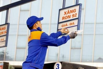 Chiều nay, giá xăng dầu tiếp tục tăng mạnh?
