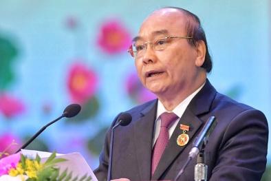 Thủ tướng Nguyễn Xuân Phúc phát động phong trào thi đua trong cả nước giai đoạn mới