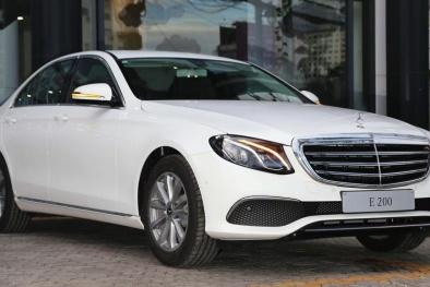 Giá xe Mercedes-Benz tháng 12: Nhiều xe đồng loạt tăng giá, cao nhất 210 triệu đồng