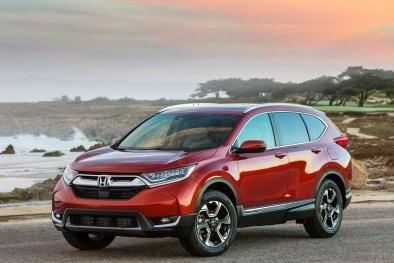 Chếc ô tô SUV đep long lanh của Honda đang giảm giá gần 100 triệu đồng tại Việt Nam