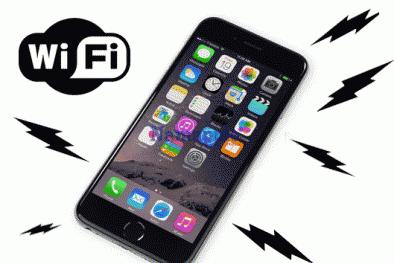Thủ thuật xử lý lỗi Wifi thường gặp trên điện hoại iPhone