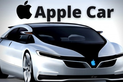 Apple chuẩn bị 'lấn sân' sang lĩnh vực sản xuất ô tô công nghệ