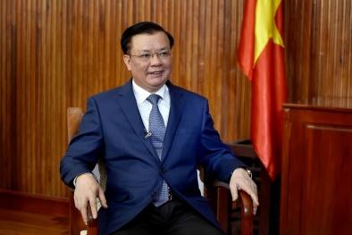 Bộ trưởng Bộ Tài chính: 'Năm 2020 - một năm đầy chông gai nhưng rất đáng tự hào'
