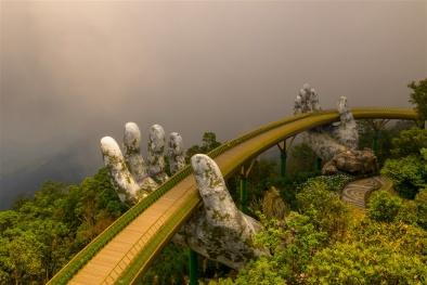 Chuyện kể về cây cầu đã làm nên biểu tượng mới của du lịch Việt Nam