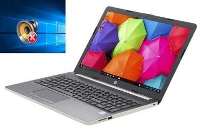 Thủ thuật khắc phục laptop bị mất tiếng đơn giản
