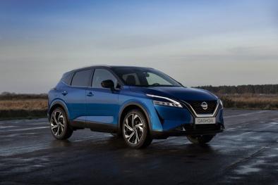 Cận cảnh Nissan Qashqai 2021 vừa ra mắt: Thiết kế thay đổi, làm mới động cơ