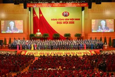 Hội nghị trực tuyến toàn quốc nghiên cứu, học tập, quán triệt, tuyên truyền Nghị quyết Đại hội lần thứ XIII của Đảng