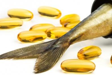 Chế độ ăn ít chất béo và bổ sung dầu cá làm giảm sự tiến triển của ung thư tuyến tiền liệt