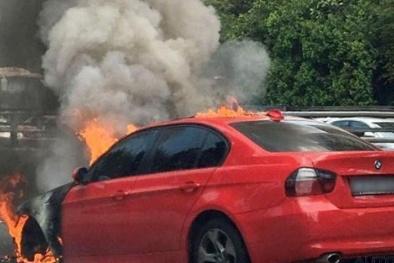Những dòng xe BMW gặp lỗi động cơ gây nguy hiểm cho tài xế