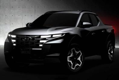 Chiêc ô tô bán tải đẹp long lanh của Hyundai giá hơn 400 triệu sắp ra mắt có gì hay?