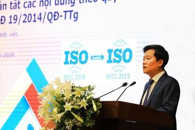 Áp dụng Hệ thống quản lý chất lượng ISO 9001 – thúc đẩy công cuộc cải cách hành chính