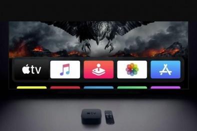 Apple chuẩn bị ra sản phẩm Apple TV mới tích hợp nhiều tính năng trong một