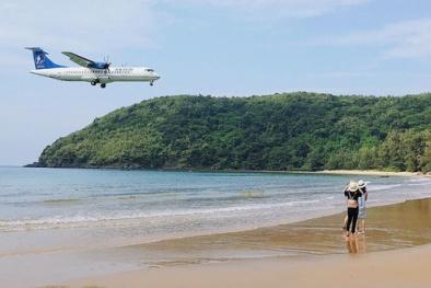 Cục Hàng không đề nghị ACV lắp đèn đêm tại sân bay Côn Đảo để tăng công suất