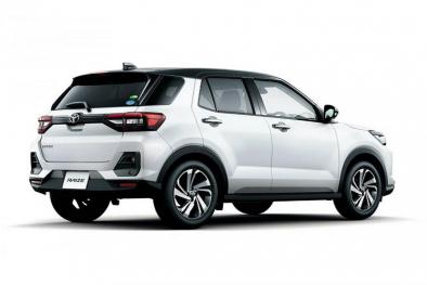 Toyota Raize sắp ra mắt: Rộ tin đồn về Việt Nam với giá bán từ 636 triệu đồng?