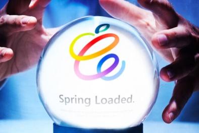 Apple sẽ cho ra mắt hàng loạt sản phẩm mới vào ngày 20/4 tới?