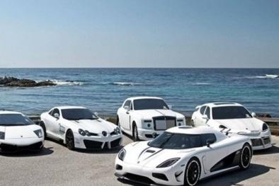 Nhược điểm của ô tô sơn màu trắng, khách hàng cân nhắc trước khi 'xuống tiền'