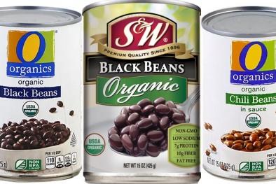 Tiềm ẩn nguy cơ gây ngộ độc, hàng loạt sản phẩm đậu đen đóng hộp bị thu hồi