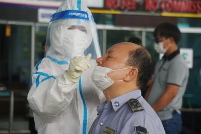 'Chiến thuật' xét nghiệm của Đà Nẵng giúp nâng cao 'năng lực chống dịch'