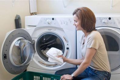 Máy giặt nhanh hỏng vì một vài thói quen sai lầm