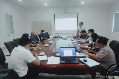 Phú Thọ: Đánh giá tại chỗ doanh nghiệp tham dự Giải thưởng Chất lượng Quốc gia 2021