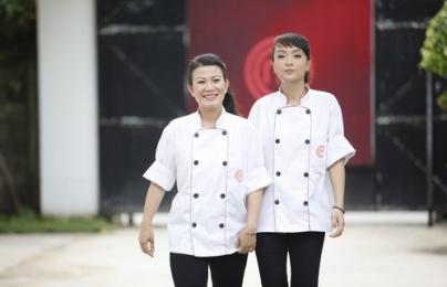 Minh Nhật và Lê Chi quyết chiến tại Chung kết Vua đầu bếp