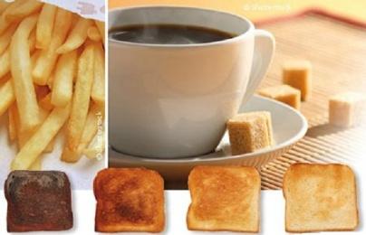 Các loại thực phẩm gây ung thư thường gặp