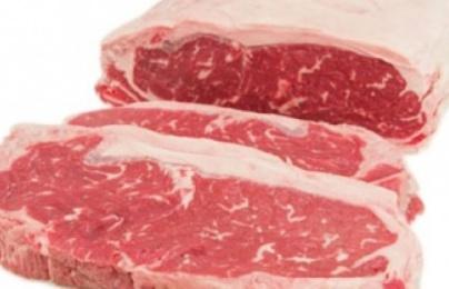 Kinh hãi miếng thịt bò sống vẫn nhúc nhích trên bàn