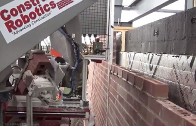 Cỗ máy xây tường, trát vữa chuyên nghiệp như thợ nề