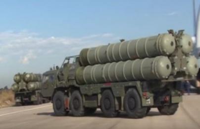 Video: 'Rồng lửa' S-400 bắt đầu trực chiến ở Syria