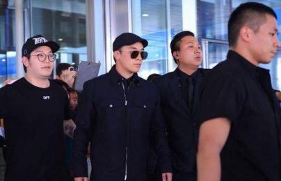 Fan Việt vây kín khu vực có Seungri của Bigbang đi qua