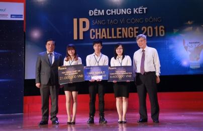 Vietnam IPChallenge 2017: Cuộc thi về Sở hữu trí tuệ dành cho sinh viên