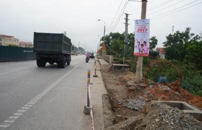 Quảng Ninh: Điện lực Đông Triều nói gì về vụ bà cụ chết bất thường ven đường 18?