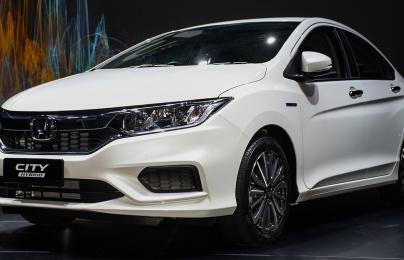 Honda City bất ngờ 'tung' bản Hybrid giá khoảng 470 triệu đồng có gì hay?