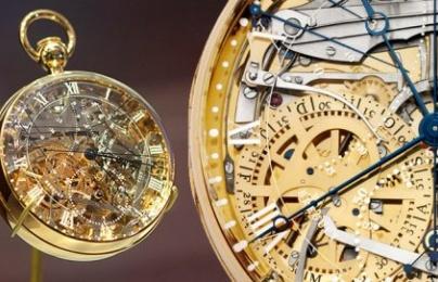 Đồng hồ có giá hàng chục triệu USD: Có gì hấp dẫn từ những tuyệt tác này?